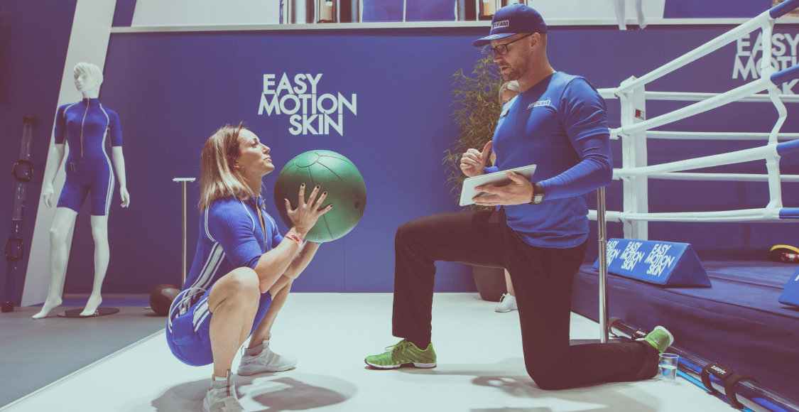 EMS Easy Motion Skin Personal Trainer Academy